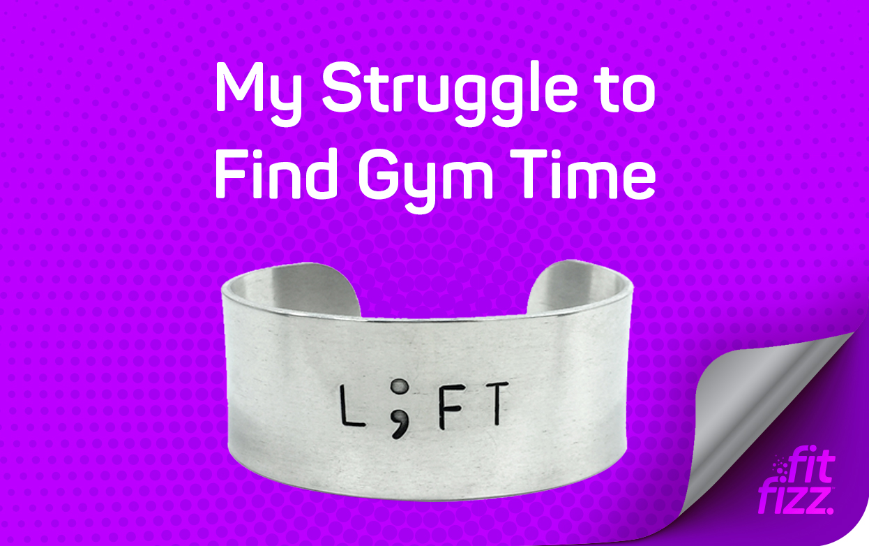 My Struggle to Find Gym Time