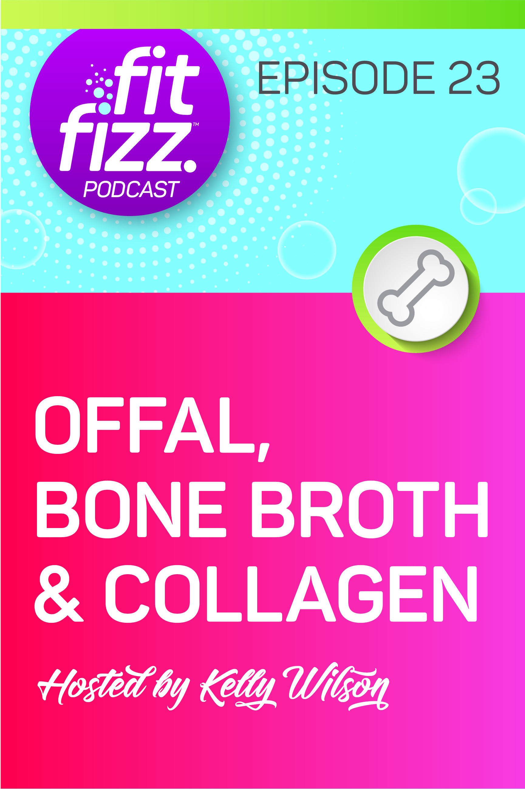 Podcast Ep. 23: Offal, bone broth, and collagen are anti-inflammatory. No matter what the state of your health is, your body will use them wisely.