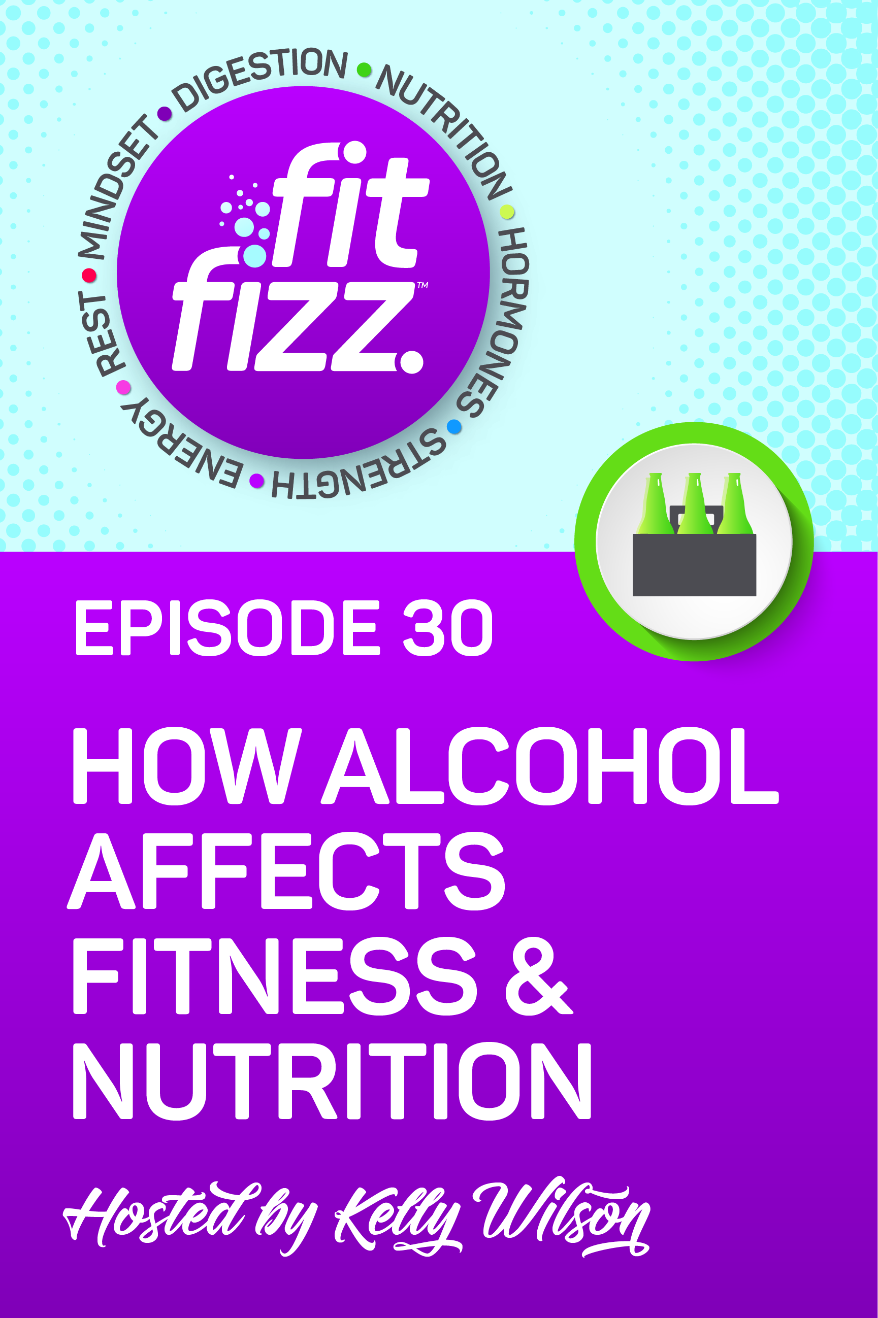 FitFizz Podcast Episode 30: How Alcohol Affects Fitness & Nutrition   How does alcohol affect things like body fat, digestion, nutrition or time spent in the gym? Is it really that bad? What about red wine? I\'m breaking it all down — and more — on today\'s episode.  Listen to hear about: • Why it\'s never okay to ask someone why they\'re not drinking • Alcohol and food sensitivities • Drunkorexia • Why drinking can cause weight gain • Why alcohol always gets VIP seating i...