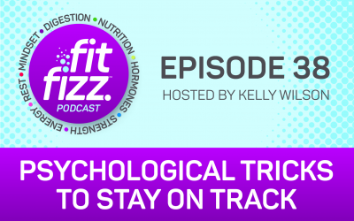Ep. 38: Psychological Tricks to Stay On Track