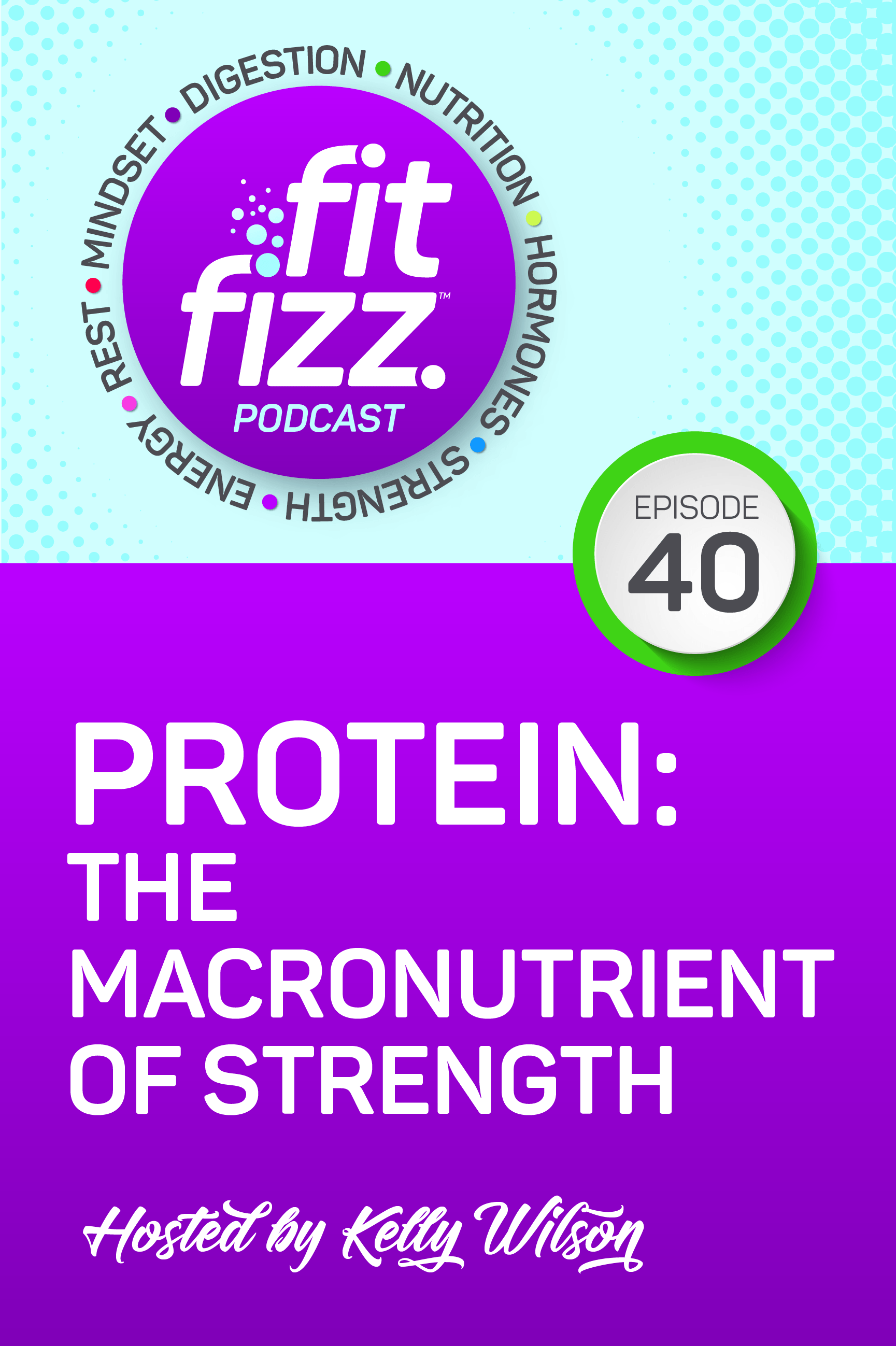 EP 40: Protein: The Macronutrient of Strength