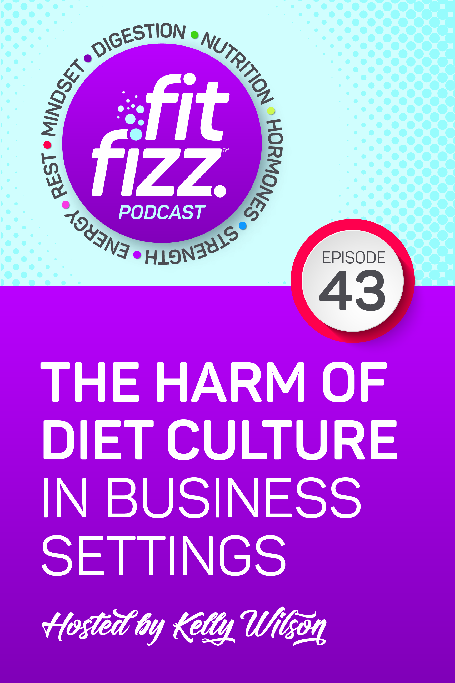 EP43: The Harm of Diet Culture in Business Settings  Some highlights in this episode: • pitfalls of workplace wellness challenges • why flu shots don\'t belong in offices • pitfalls of team lunches/dinners • respecting the privacy and boundaries of others • subtle, but inappropriate behaviors when eating with co-workers • being judgemental about food in the workplace • why I will never bring doughnuts/treats to the office (it has nothing to do with nutrition)   #dietc...