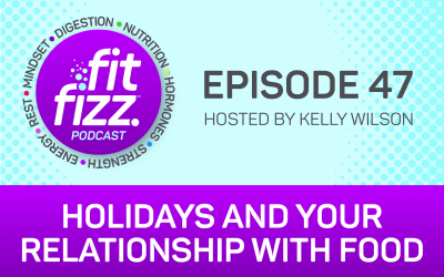 Ep 47: Holidays and Your Relationship with Food