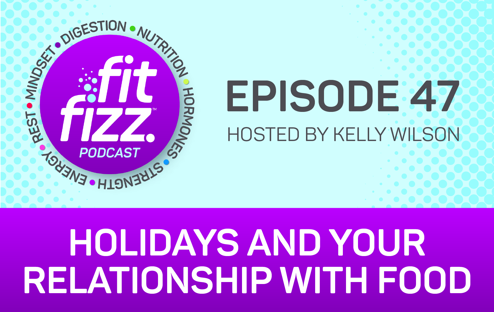 EP47: Holidays and Your Relationship with Food