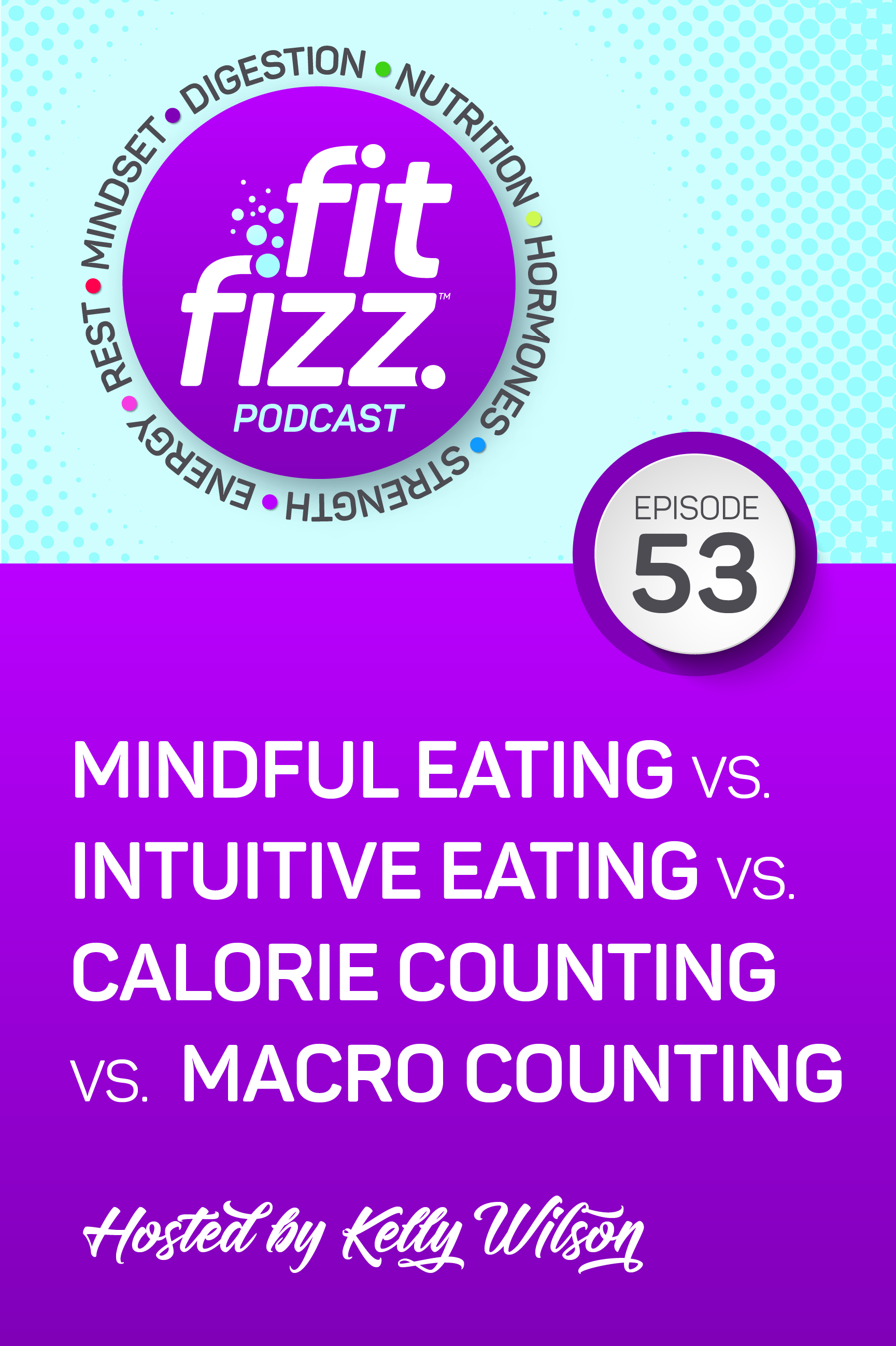 Ep. 53: Mindful Eating vs. Intuitive Eating vs. Calorie Counting vs. Macro Counting