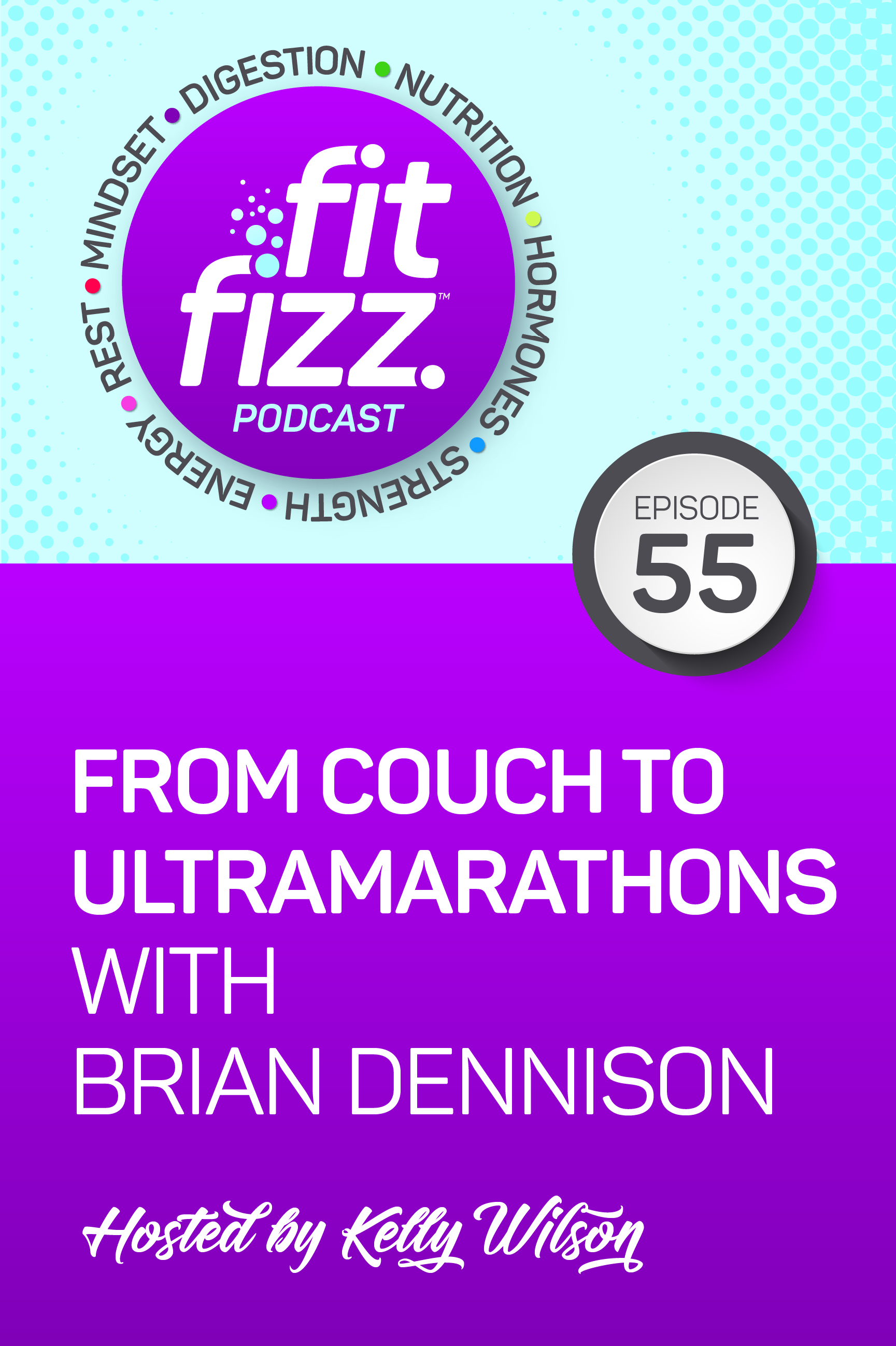 Ep. 55: From Couch to Ultramarathons with Brian Dennison