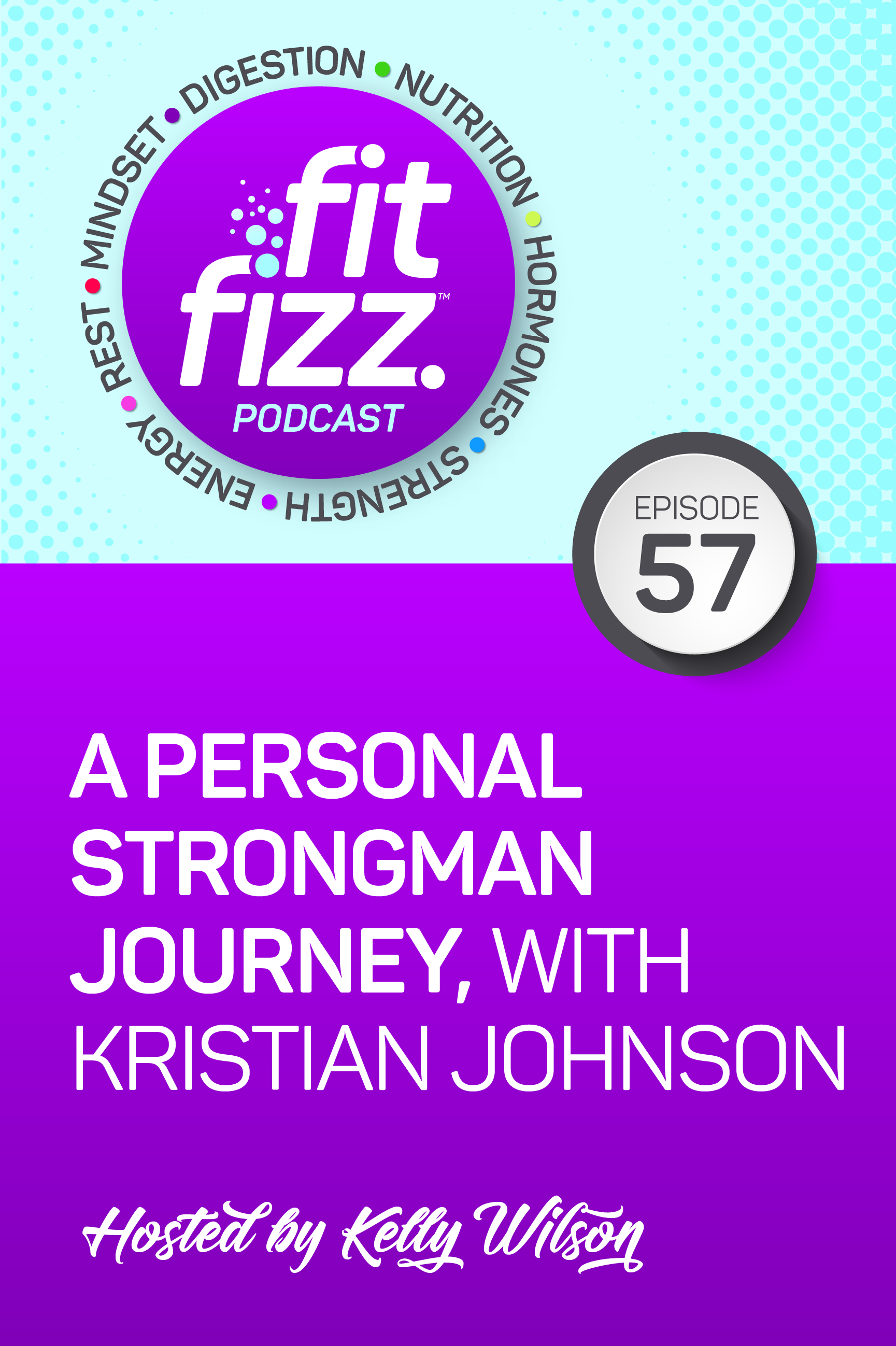 Ep. 57: A Personal Strongman Journey, with Kristian Johnson