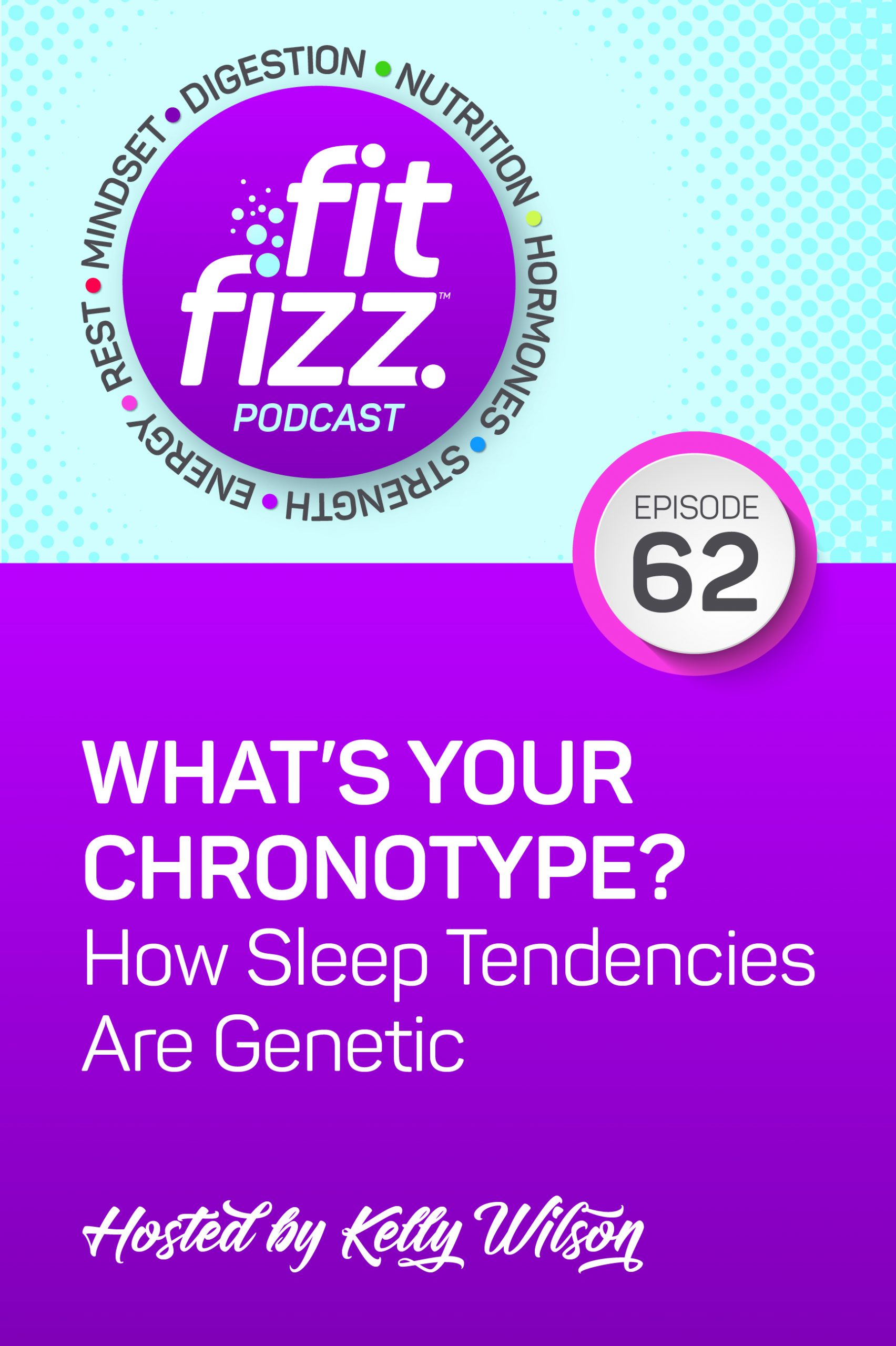 Ep. 62: What\'s Your Chronotype? How Sleep Tendencies Are Genetic