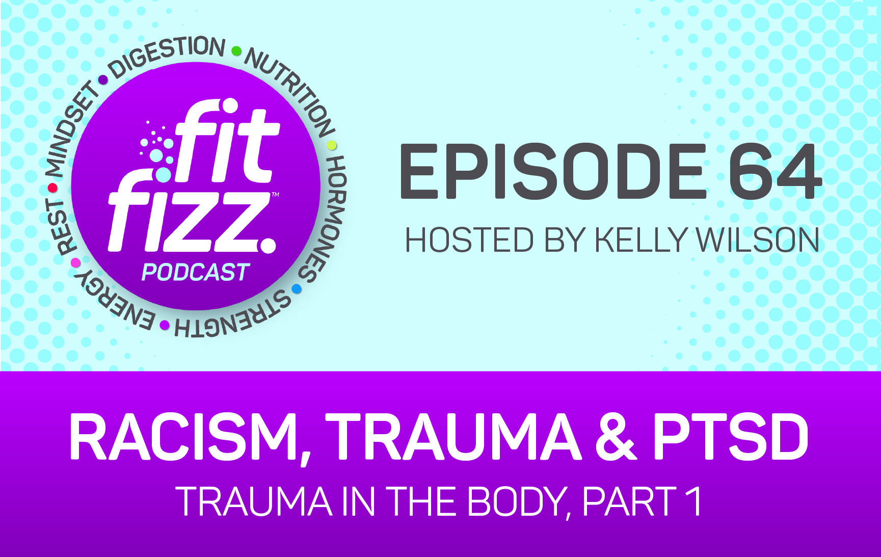 EP64: Racism, Trauma and PTSD (Trauma in the Body, Part 1)