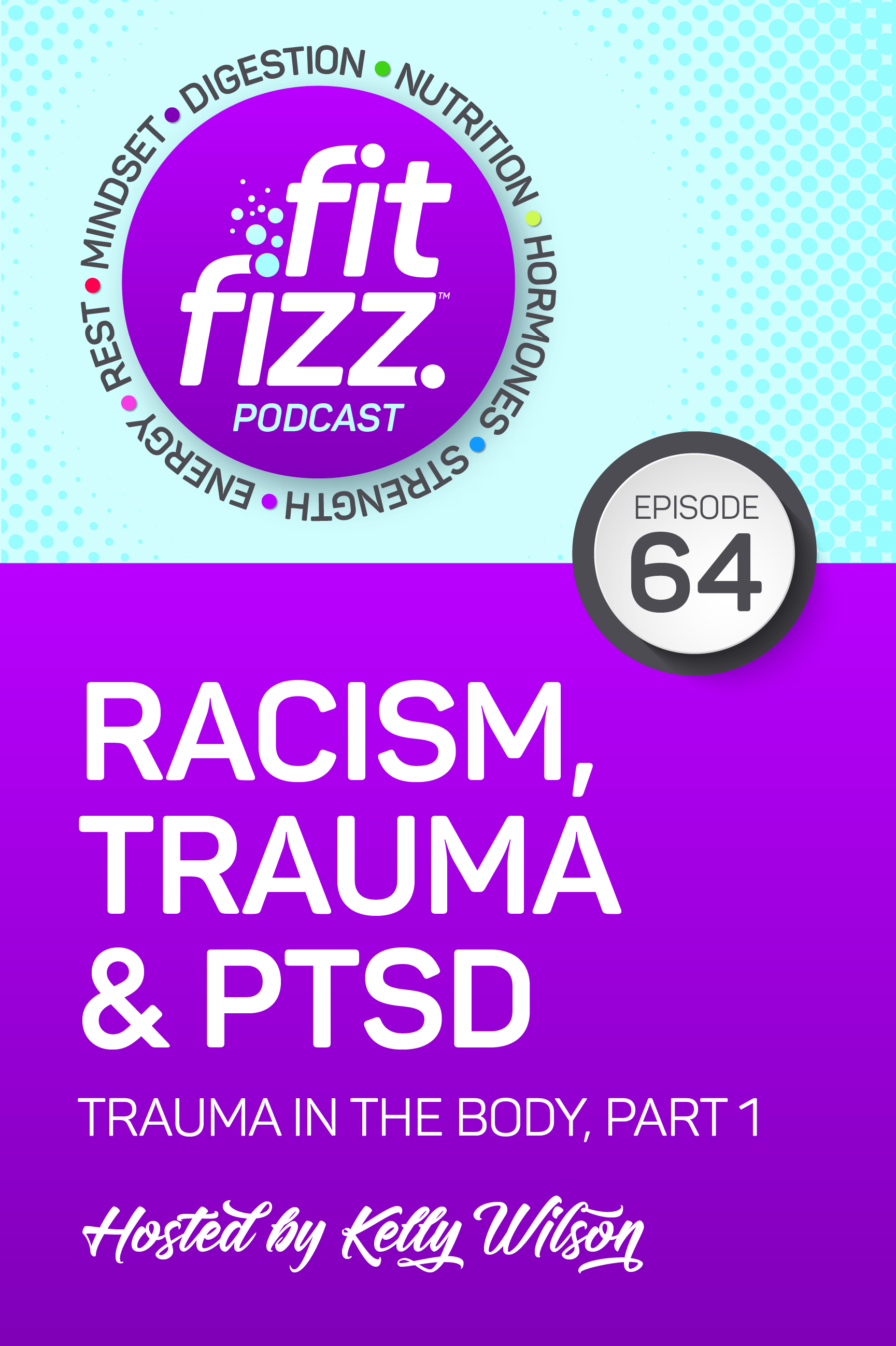 Ep. 64: Racism, Trauma and PTSD (Trauma in the Body, Part 1)