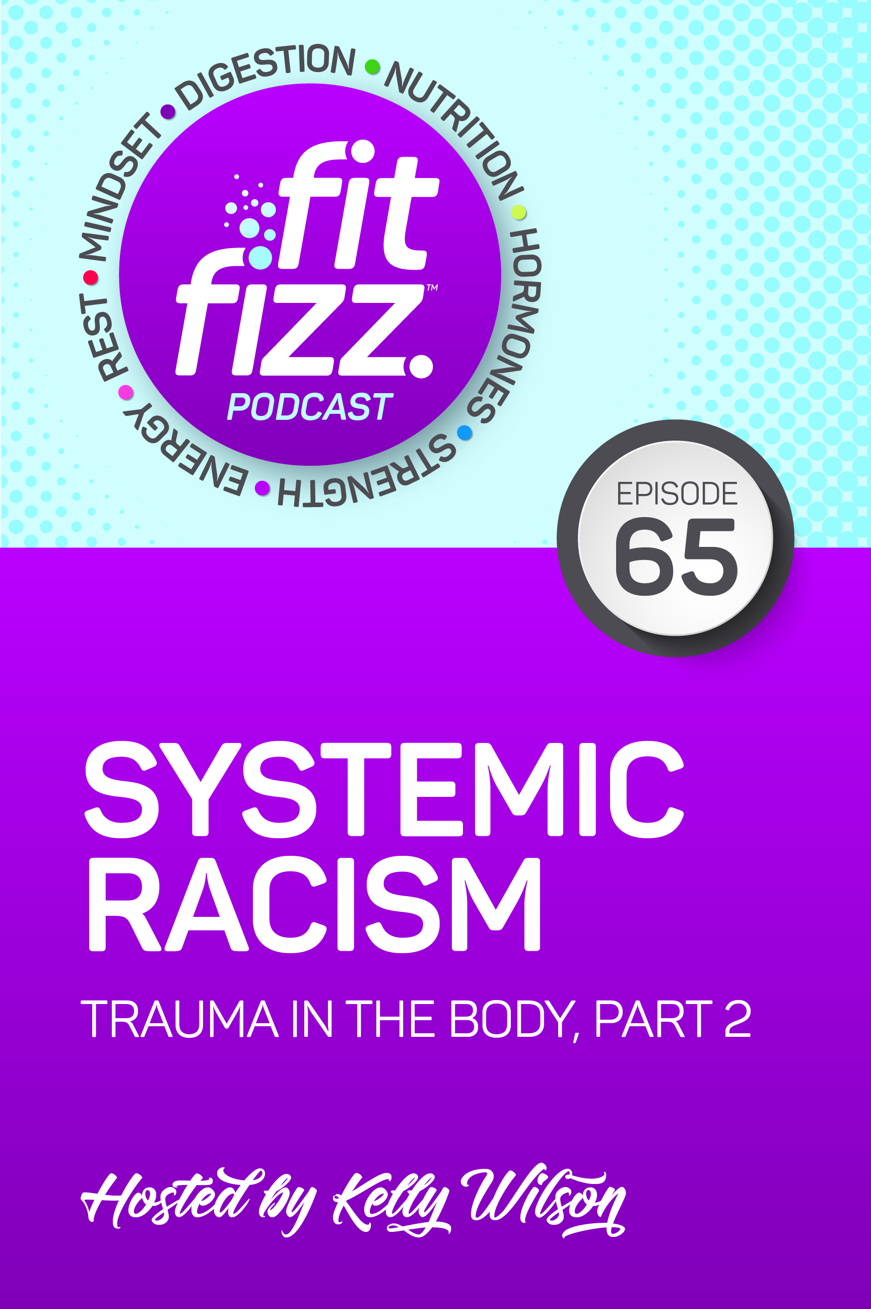 Ep. 65: Systemic Racism (Trauma in the Body, Part 2)