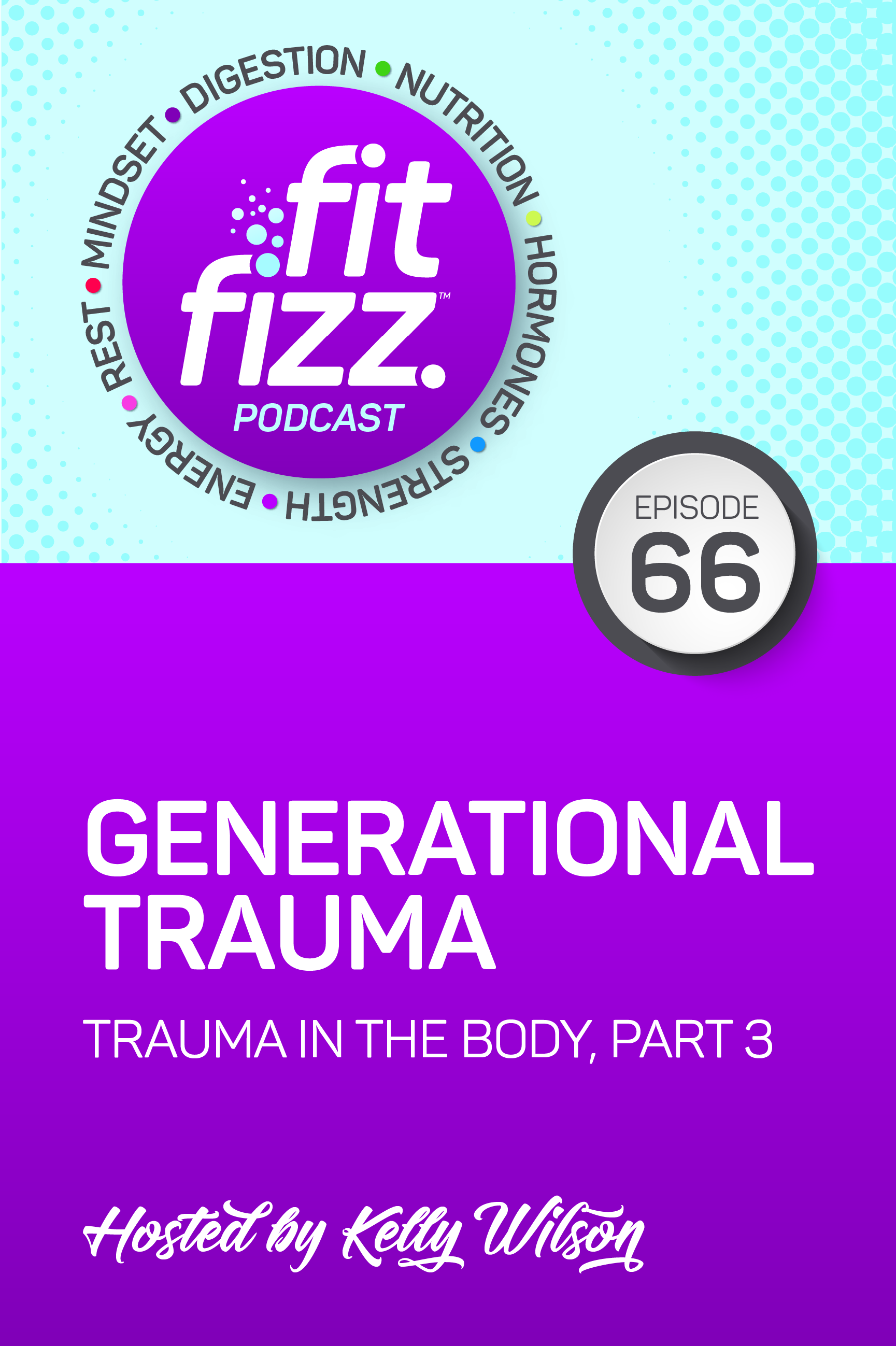 Ep. 66: Generational Trauma and Health (Trauma in the Body Part 3)