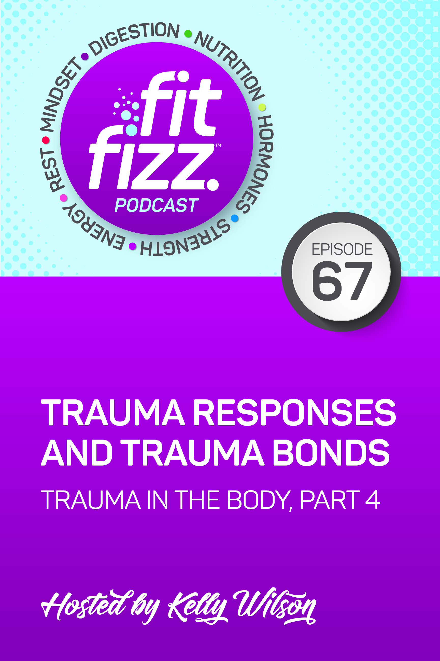 Ep. 67: Trauma Responses and Trauma Bonds (Trauma in the Body, Part 4)