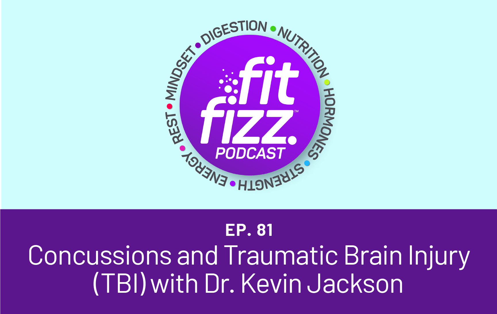 Ep. 81: Concussions and Traumatic Brain Injury (TBI) with Dr. Kevin Jackson