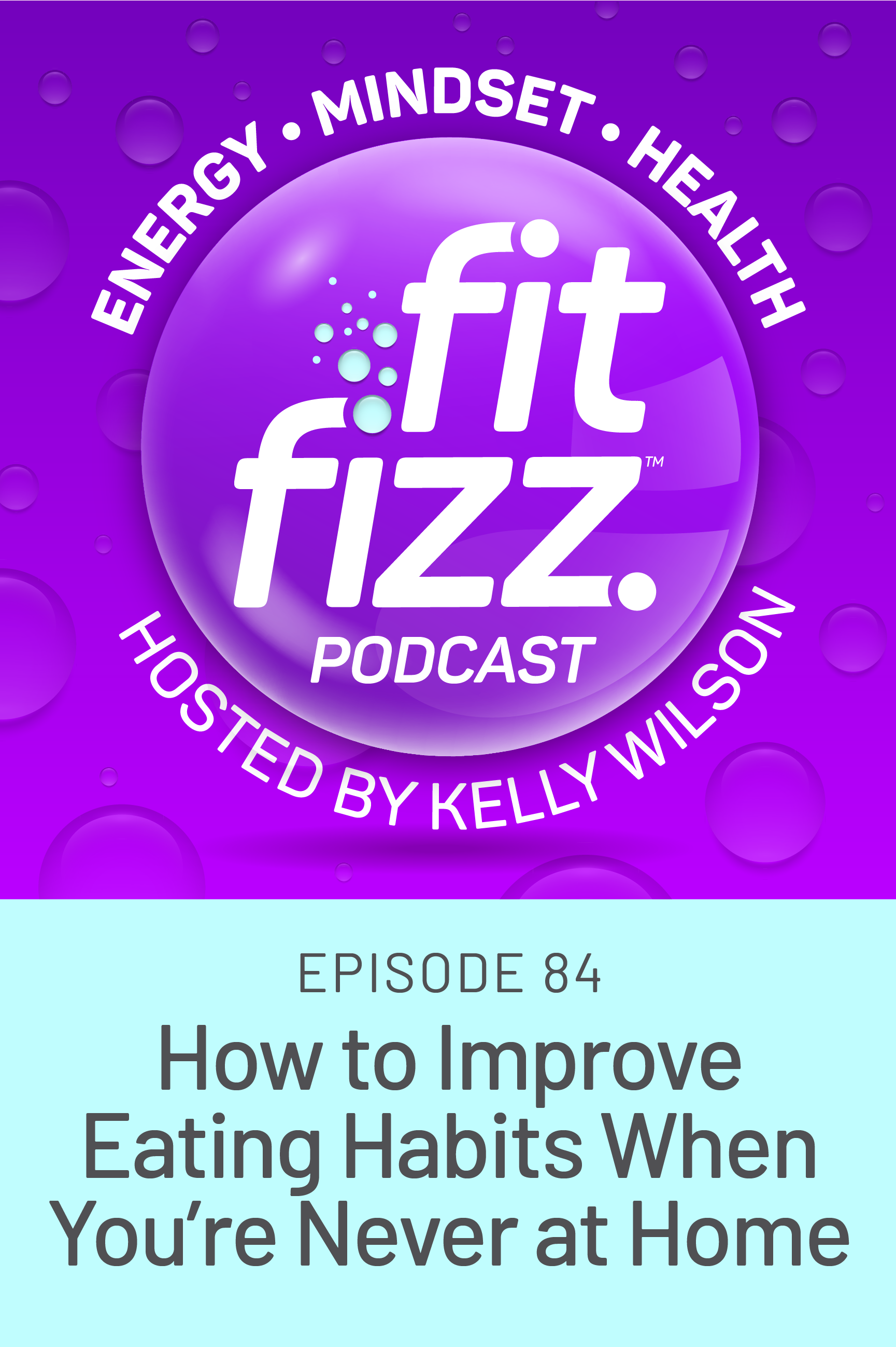 Ep. 84: How to Improve Eating Habits When You\'re Never at Home